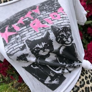 Kitty Riot top